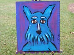 Blue Beard the Dog
